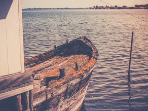 Die Fischer vom Lidi di Commacchio