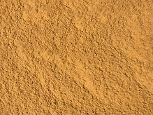 A picture of screened yellow brickies sand