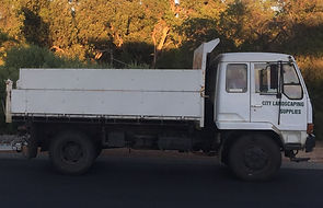 8 ton delivery truck