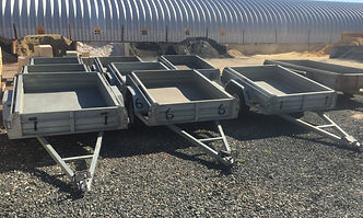 10 Trailers for hire Bunbury