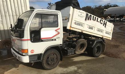 Mini Delivery Truck