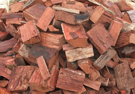 dry split jarrah firewood