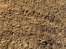 A picture of lawn mix/sand for top dressing lawns