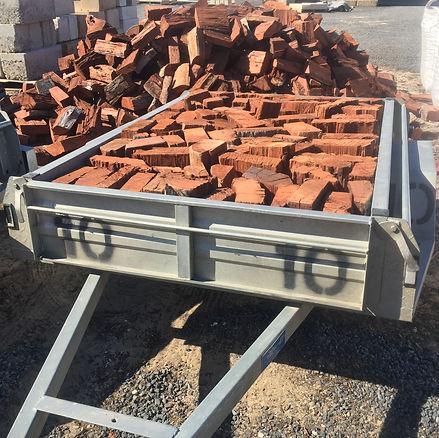 6x4 trailer of firewood