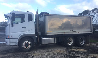 12 ton Truck used for our larger deliveries
