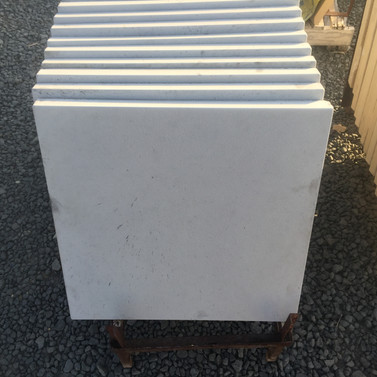 600x600x40mm Grey Slabs