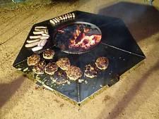 BBQ FIRE PIT