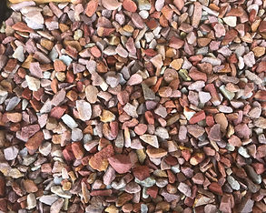 10-20mm crushed riverstone