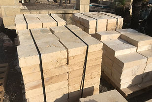 Natural Limestone Blocks