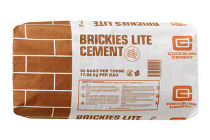 A bag of brickies lite cement