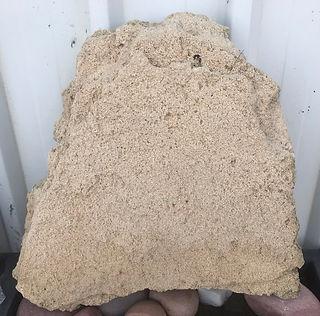 Large natural limestone rock
