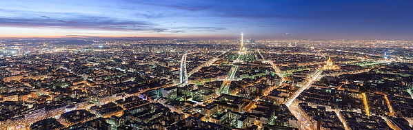 Paris Eiffel Tour by night