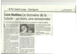 Midi Libre du 17/11/12