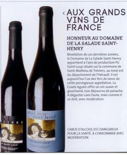 Aux Grands Vins de France