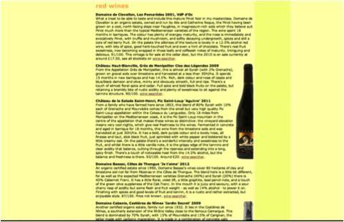 Languedoc Masterclass 2014