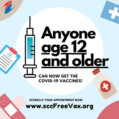 Anyone age 12 and older (COVID-19 vaccin