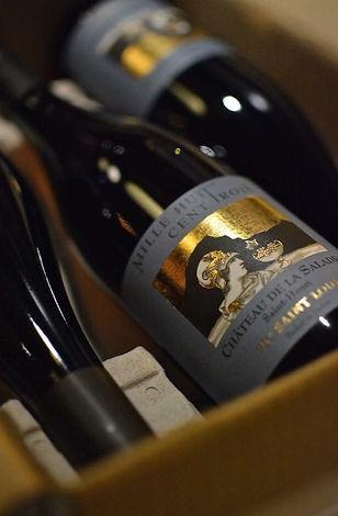 Carton de vin cuvée 1803