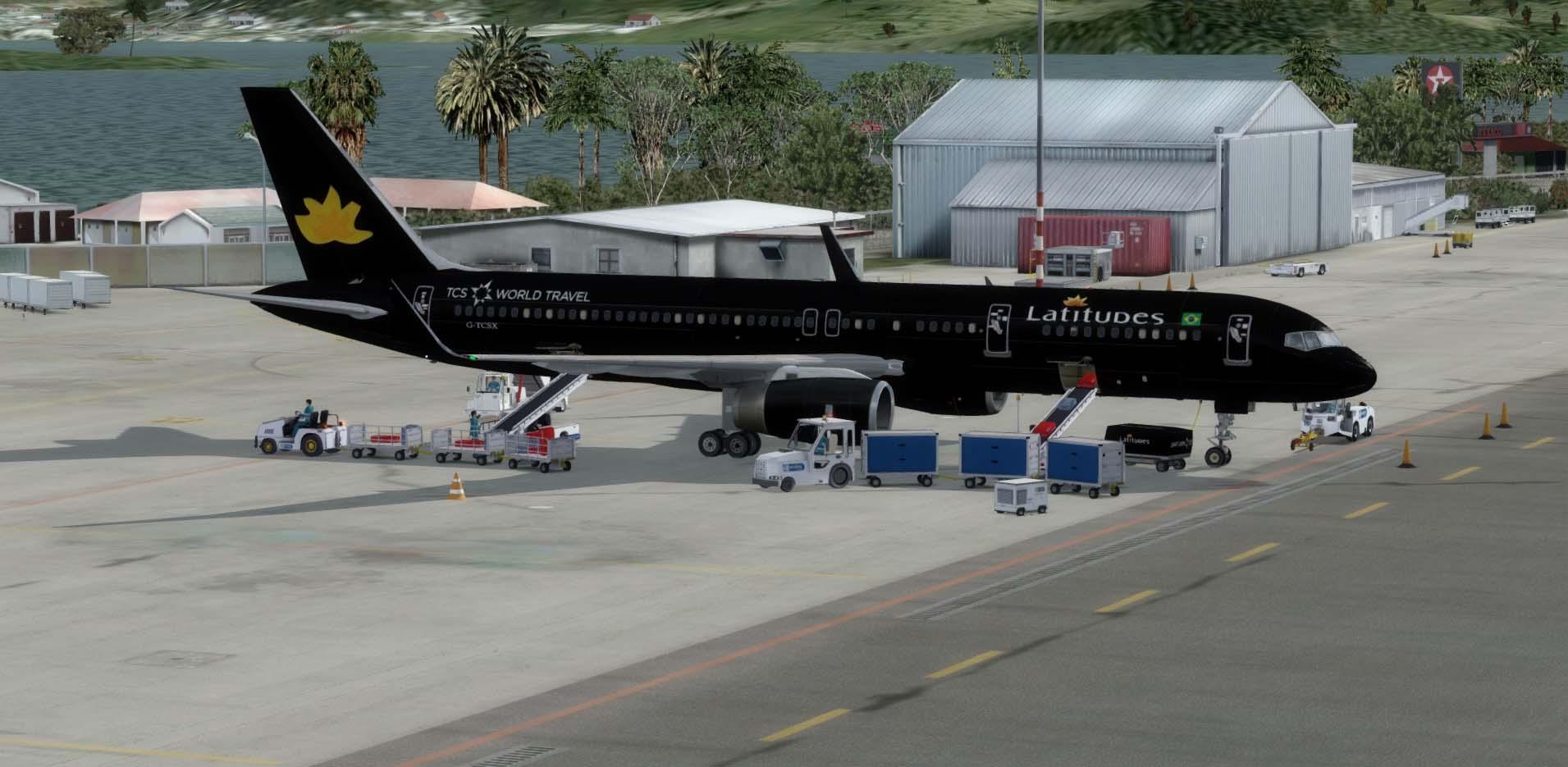 QualityWings 757 | flypaintbrasil