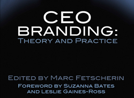 NEW CEO BRANDING BOOK COMING JUNE 2015