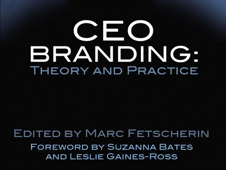 NEW CEO BRANDING BOOK COMING JUNE 2015