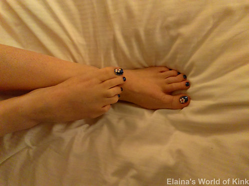 Breast Ass and Foot Worship