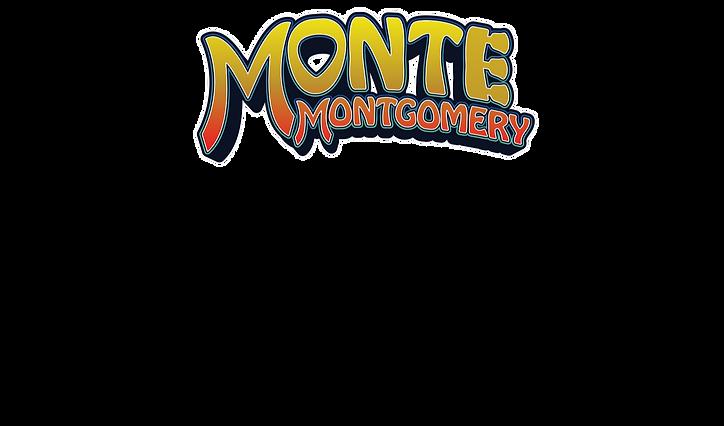 alt = Blues guitarist Monte Montgomery listen page logo