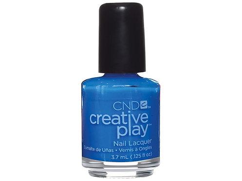 CND Creative Play #493 Aquaslide 3.7ml