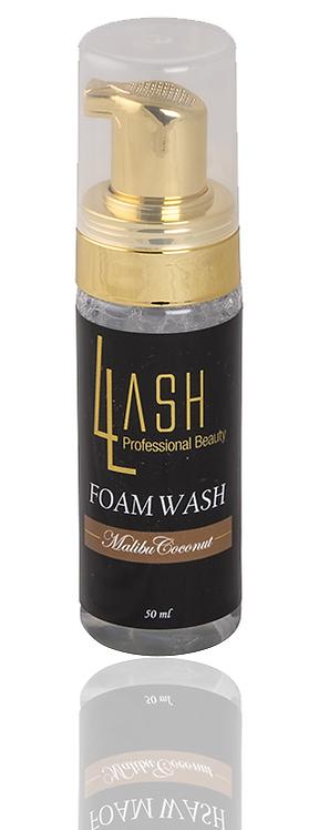 Fransrengöring- Lash Foam - Malibu Kokos 50 ml