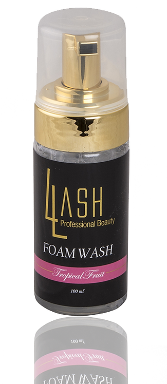 Fransrengöring - Foam Wash - Tropical Fruit 100 ml
