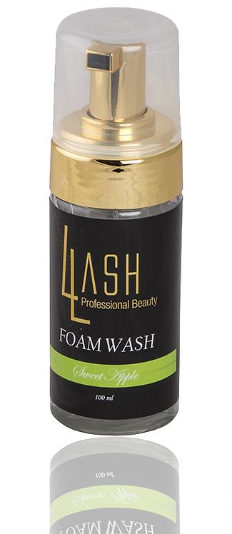 Fransrengöring - Foam Wash - Sweet Apple 100 ml