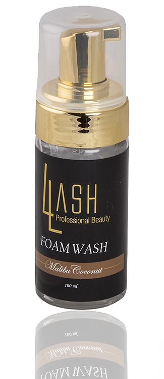 Fransrengöring - Foam Wash - Malibu Coconut 100 ml
