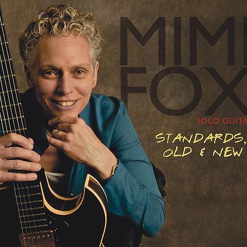 Mimi Fox: Standards, Old & New
