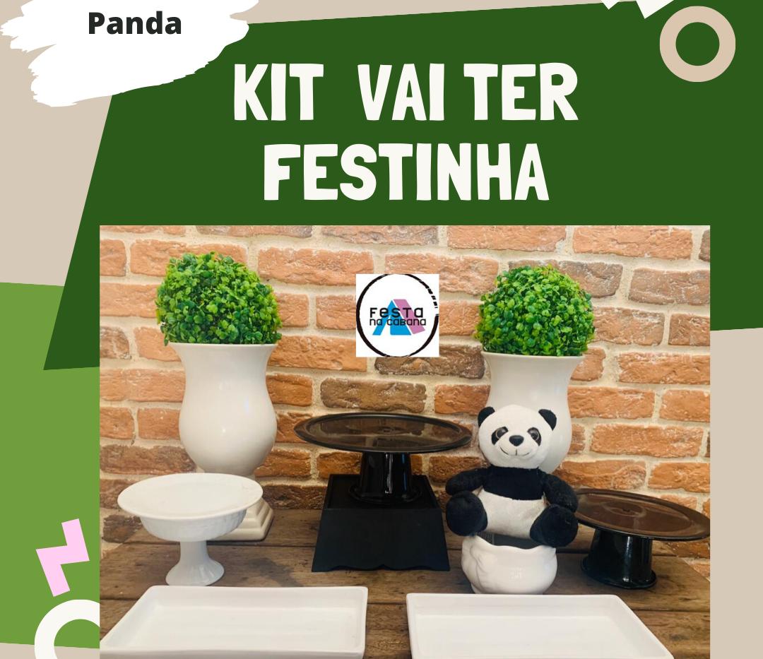 Decoração Tema Panda