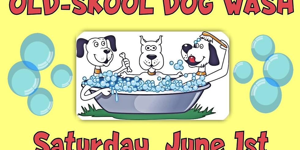 Shampooch! Old Skool Dog Wash