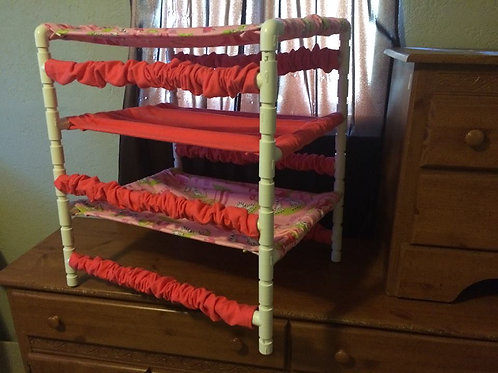 Triple Hammock Bunk Bed