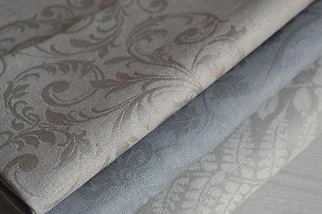 Revived Damask napkins, Irish Linen given a new life by McBurneyandBlack