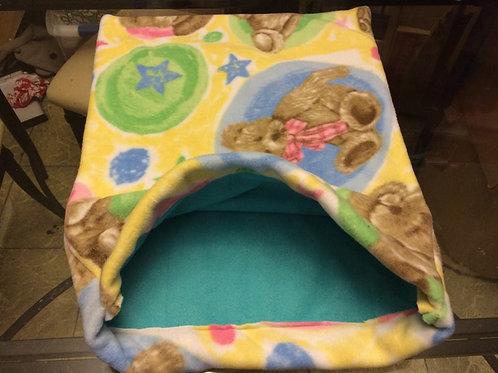 Fleece kitty sleep sack