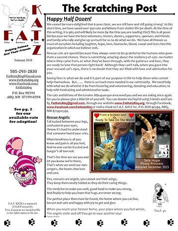 June '18 newsletter