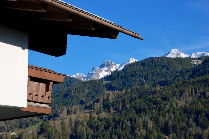 Holiday chalet in the mountains