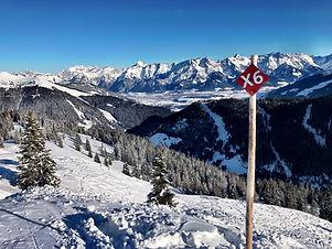 Skiing in Saalbach Hinterglemm, skiing in Leogang, skiing in Fieberbrunn
