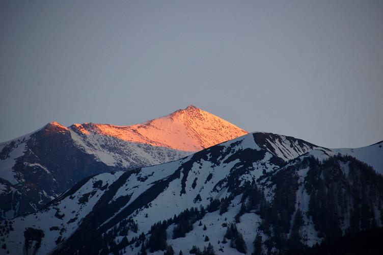 Schneespitze Mountain View