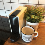 Nespresso coffee machine in the Kandl Spitze apartment