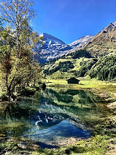 Hiking in the Hohe Tauern National Park
