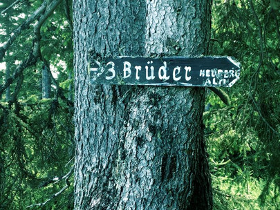 THE THREE BROTHER'S TRAIL