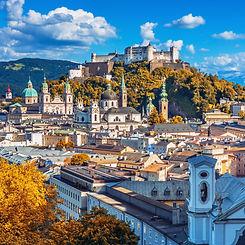 Daytrip to Salzburg in Austria