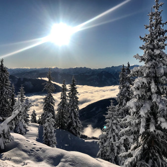 Winter holiday in Zell am See