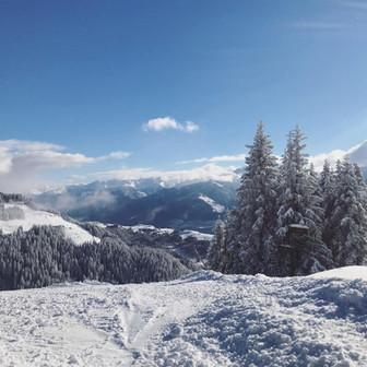 Skiing in Rauris