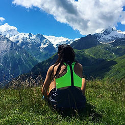 Trail running and running in Austria in the mountains