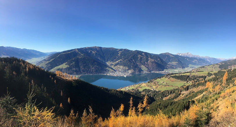 Hiking in Zell am See
