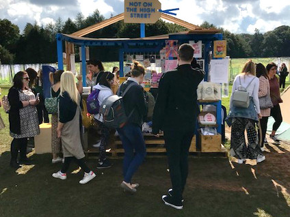 Fearne Cotton's Happy Place Festival 2019 | Not On The High Street Pop-up